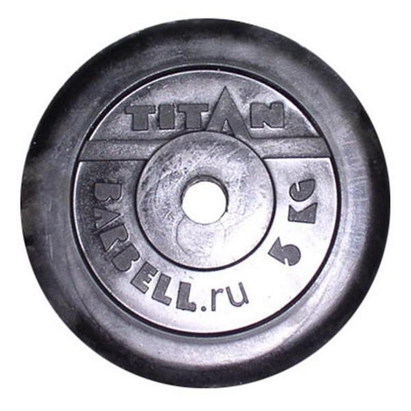 Дубль 00000133432Диски D50-51 мм<br>Обрезиненный диск TITAN с посадочным диаметром 51 мм<br>