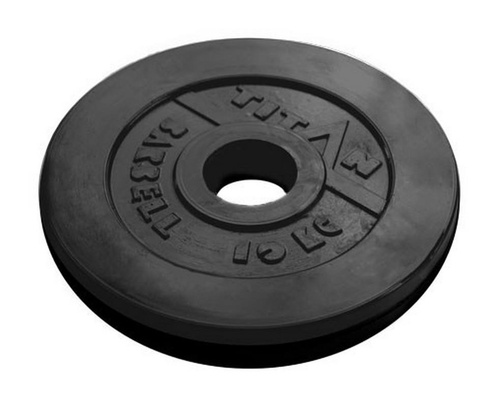 Дубль 00000133427Диски D50-51 мм<br>Обрезиненный диск TITAN с посадочным диаметром 51 мм<br>