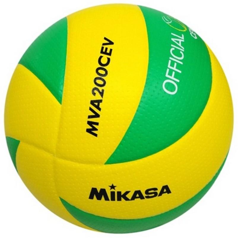 Мяч волейбольный Mikasa MVA200CEV,р.5, оф.мяч ЛЧ ЕКВ сезона 2014-2015 от Дом Спорта