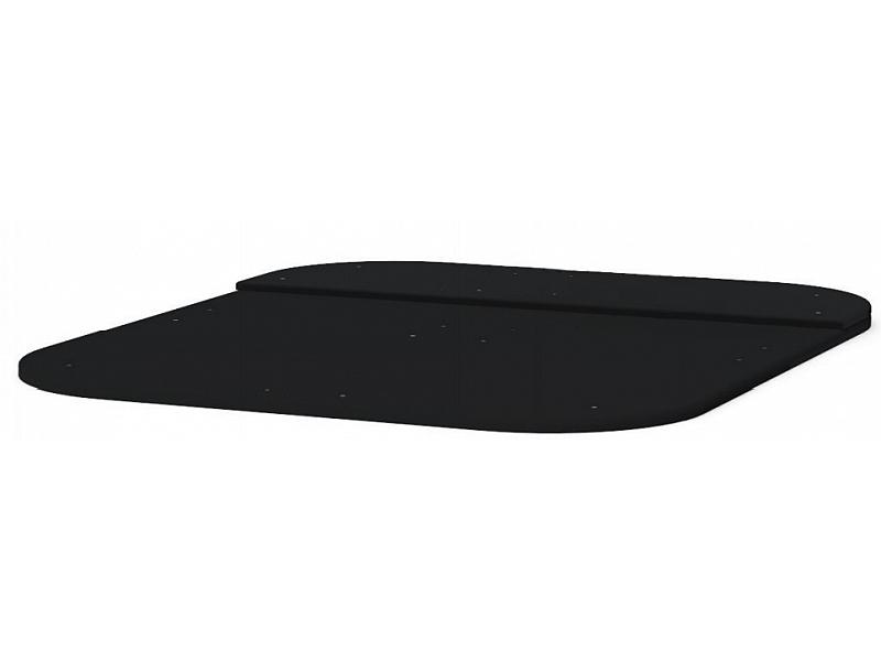 Платформа-основание для тренажера Star Track Box Master ST\400-1120Оборудование для бокса<br>Опция «База для Box Master» представляет собой специальную стойку, которая при помощи анкерных болтов прикручивается к тренажеру и позволяет обеспечить комфортное боксирование данного тренажера с несколькими установленными колодками-мишенями.400-1120 предназначена для профессионального использования, получила поверхность с противоскользящим покрытием и квадратную форму для удобства расположения спортсмена во время тренировки. С помощью данного приспособления результативность каждой тренировки многократно возрастет.<br>