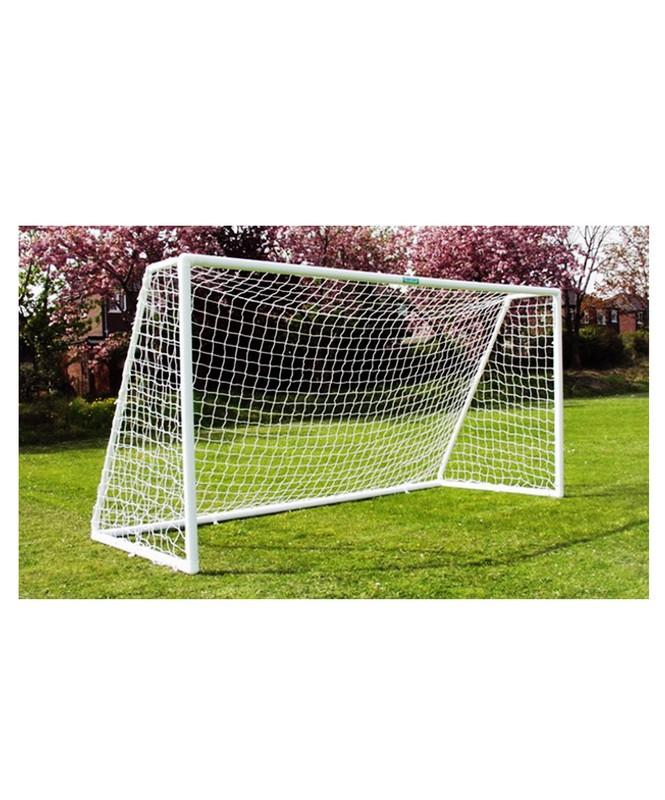 Сетка футбольная нить 2,2 мм (2,5x7,5x1,5x0,9м), 1шт. белый 1020-01 от Дом Спорта