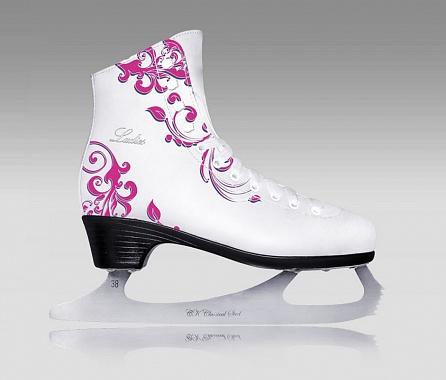 Купить Фигурные коньки СК Ladies Lux tricot,