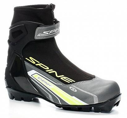 Купить Ботинки лыжные Spine Energy 258 NNN,