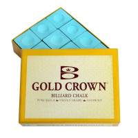 Мел Brunswick Gold Crown 12шт 09543 Green