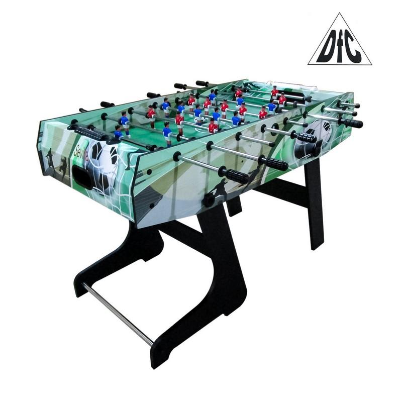 Игровой стол - футбол DFC Sevilla, складной GS-ST-1409