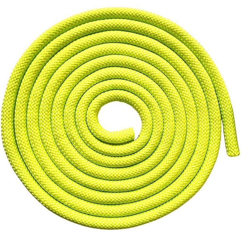 Купить Скакалка для художественной гимнастики 3 м Pro SKG10-04 салатовый, NoBrand