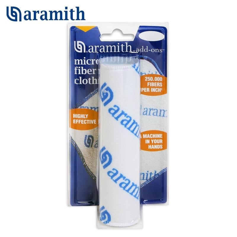 Салфетка для чистки и полировки шаров Aramith Micro Fiber 20х18см блистер