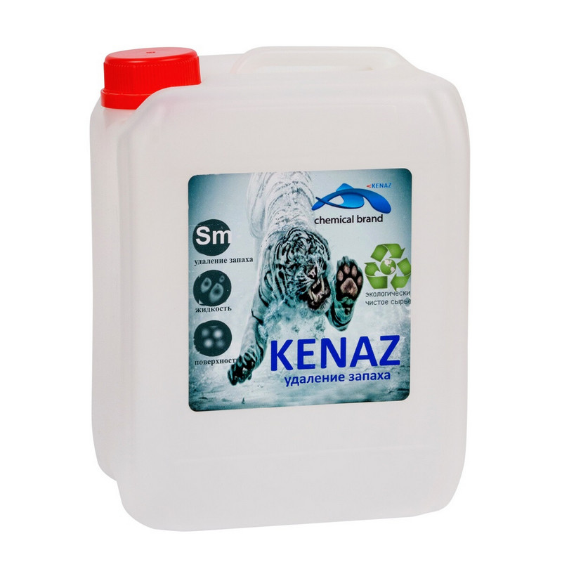 Купить Кеназ Kenaz удаление запахов 5л,
