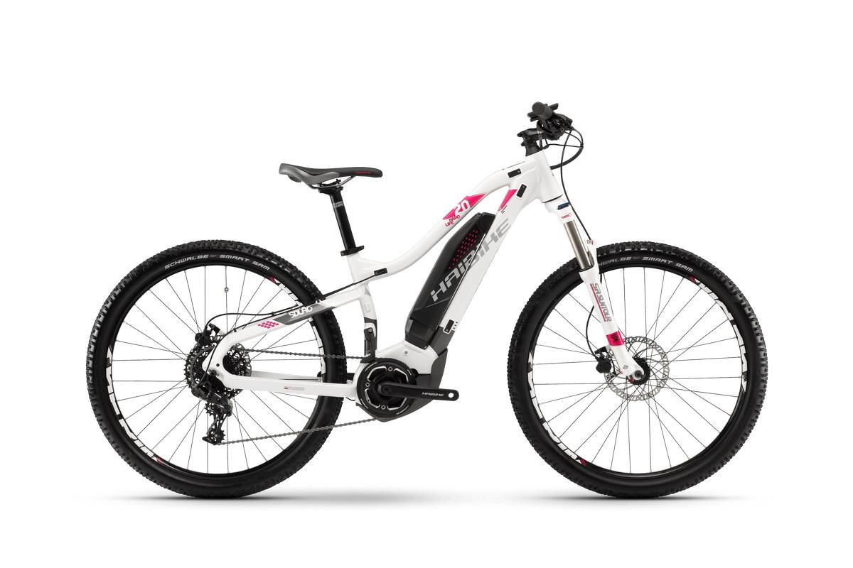 Электровелосипед HaiBike Sduro HardLife 2.0 400Wh 11s NX (2018)
