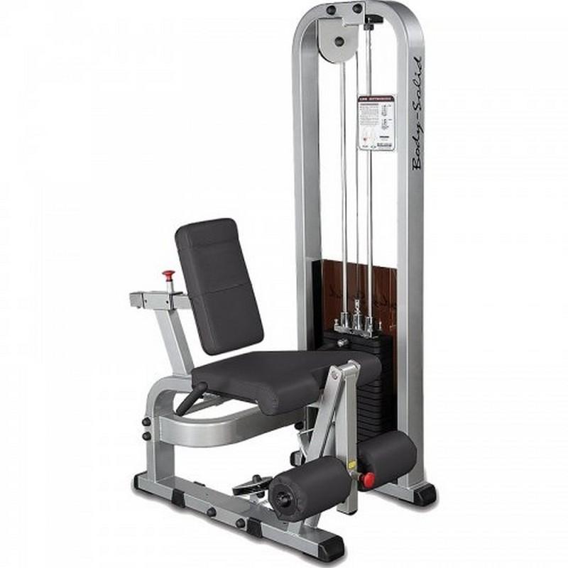 Разгибание ног сидя Body Solid Pro-Club SLE200G/2 тренажер для разгибания ног сидя и сгибания свободные веса body solid plce165x