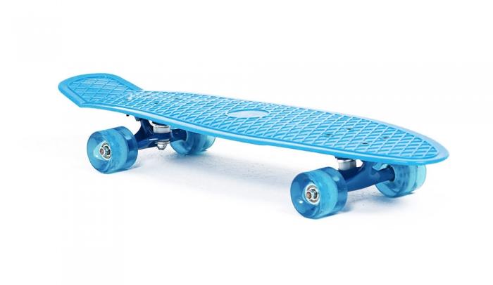Пенни борд Moove Fun PP2708-1 27X8 quot; скейтборд с какого возраста можно начинать