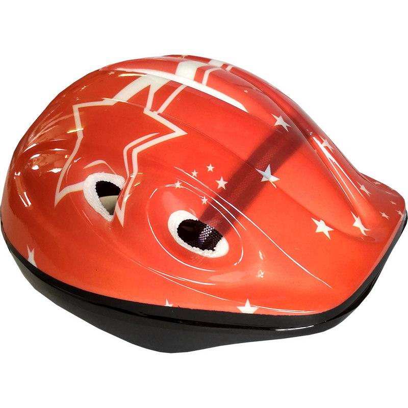 Купить Шлем защитный JR F11720-8 (красный), NoBrand
