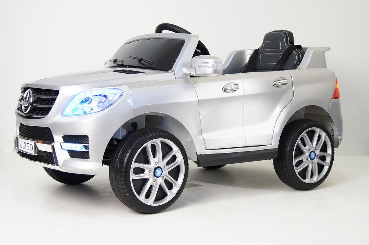 Электромобиль River-Toys Mercedes-Benz ML350 (лицензия)