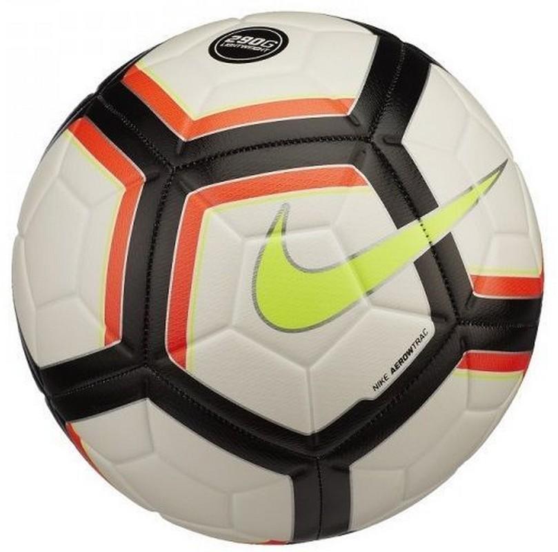 Мяч футбольный Nike Strike Team 290g №5 SC3127-100 nike мяч футбольный nike strike premium