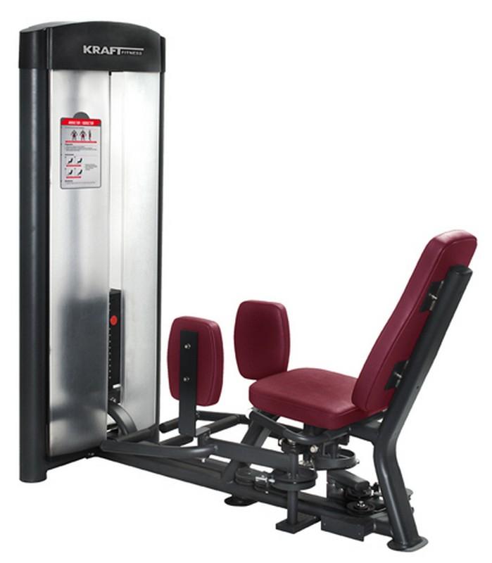 Сведение/отведение ног Kraft Fitness KFHAA регулируемая скамья kraft fitness kffiuby
