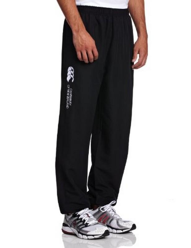 Брюки тренировочные Canterbury Cuffed Stadium Pants мужские E51463 (989) черные ben folds canterbury