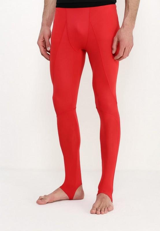 Лосины Umbro Recovery Tight длинные мужские 61477U (7RA) красные