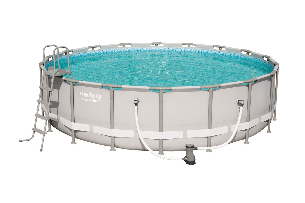 Купить Каркасный бассейн 549х132см Bestway 56427,