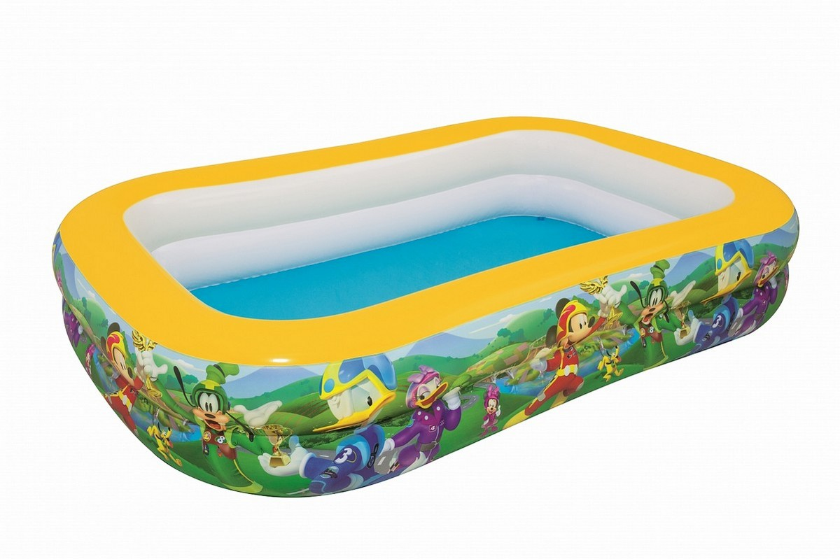 Купить Прямоугольный бассейн Bestway Family Pool 262х175х51 см 91008,