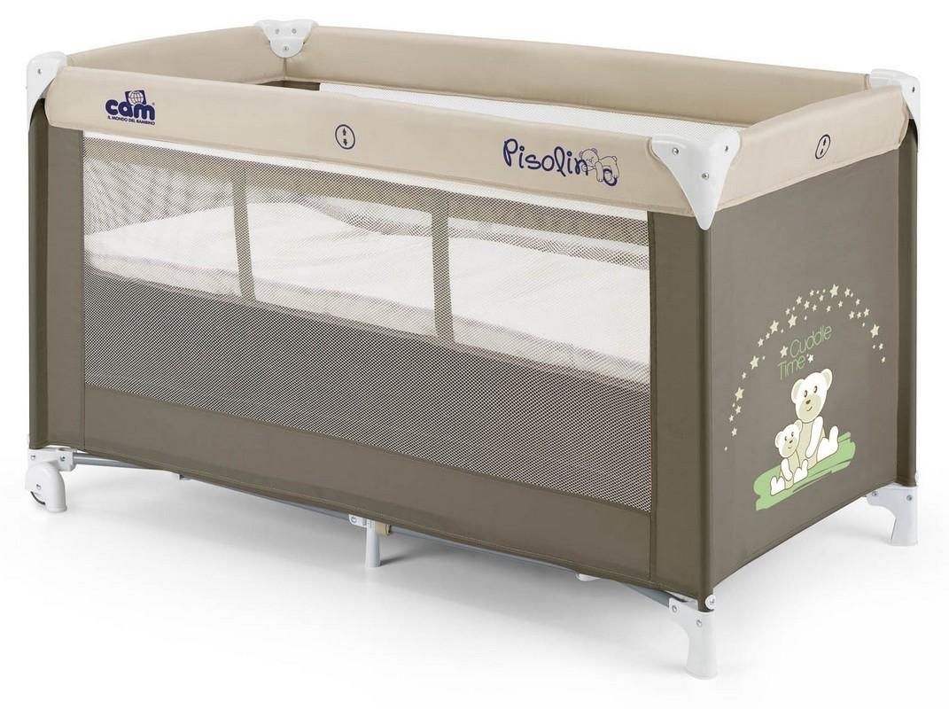 Манеж-кровать CAM Pisolino