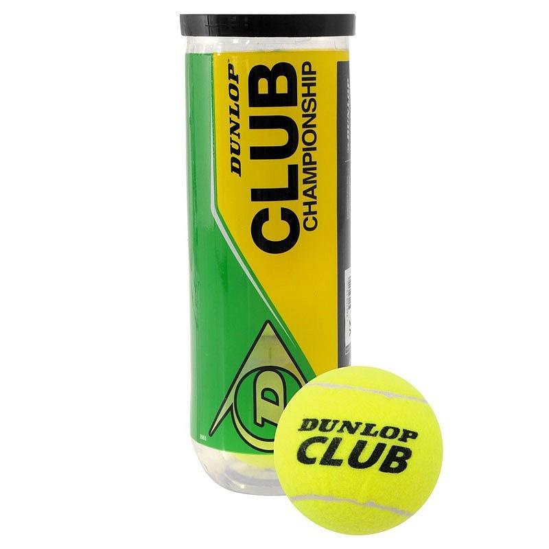Мяч теннисный Dunlop Championship