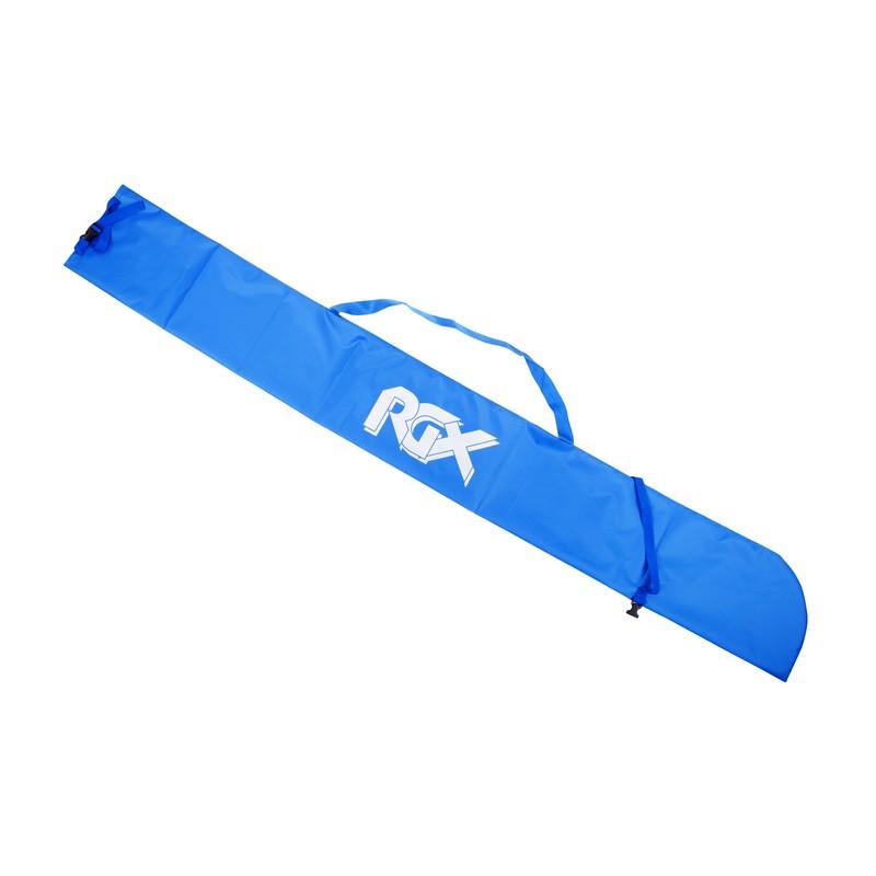 Чехол для одной пары лыж с палками RGX 195см SB-001 синий
