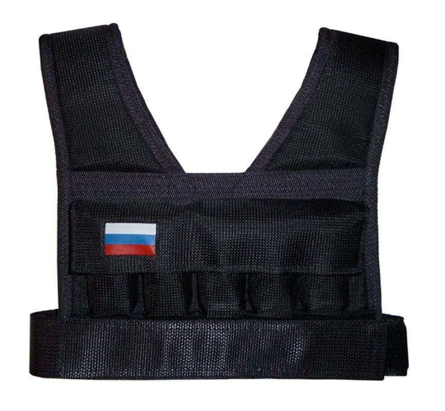 Купить Жилет-утяжелитель Компакт 1 10 кг (44-48), NoBrand