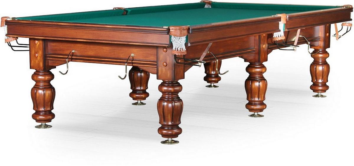Купить Бильярдный стол для пирамиды Weekend Classic II 10 ф, орех, Billiard Company
