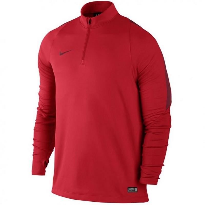 Толстовка мужская Nike Drill Top 688374-658 красная свитер trussardi свитер