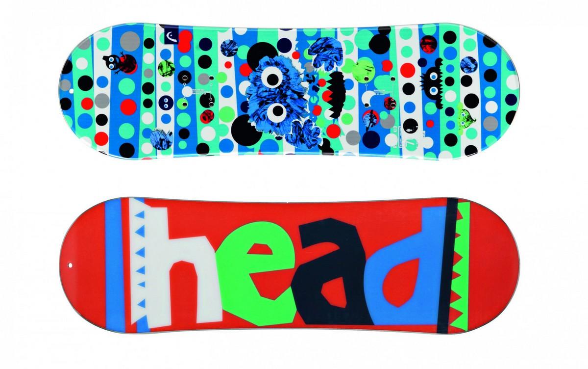 Сноуборд Head Rowdy Kid 2017-18
