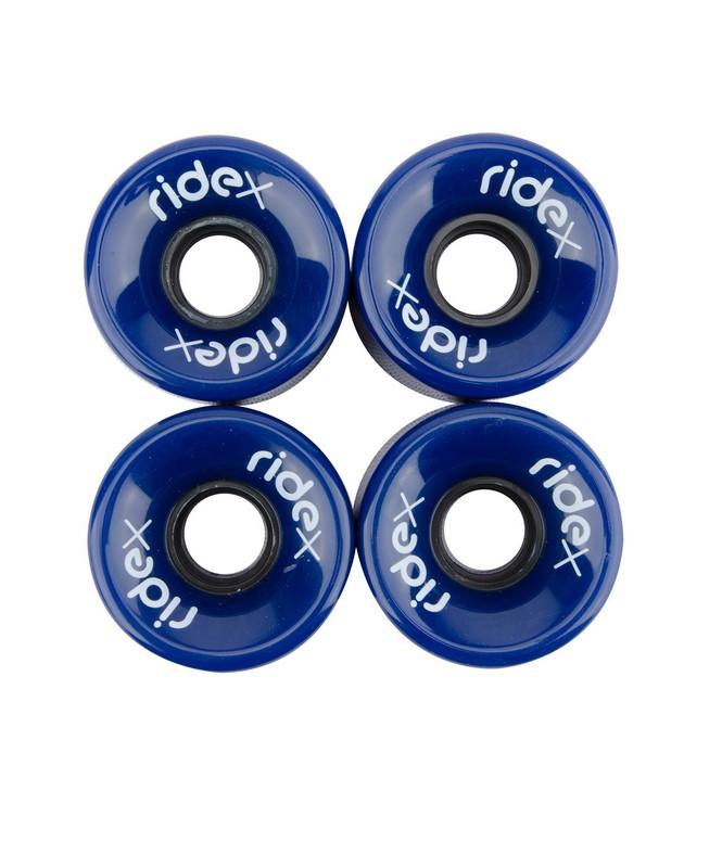 Комплект колес для круизеров Ridex SW-200 темно-синий, 4 шт