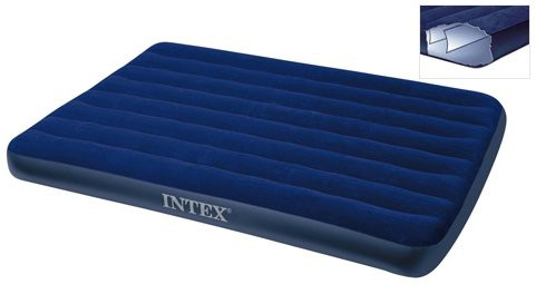 Надувной матрас Intex Classic Downy Bed, 137х191х22см 68758