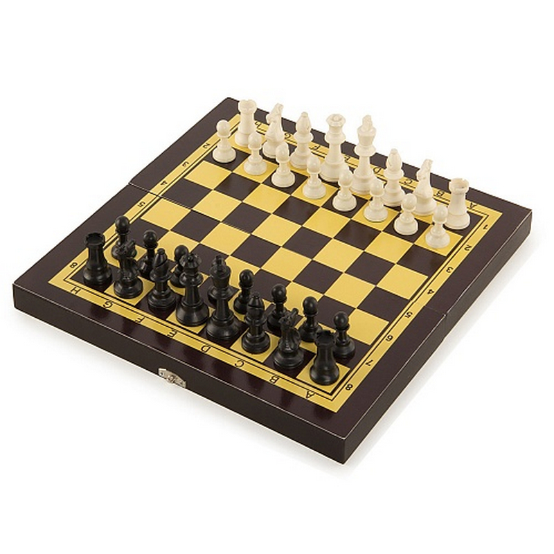 Купить Игра 3 в 1 Start Up THF2203A (шахматы, шашки, нарды),