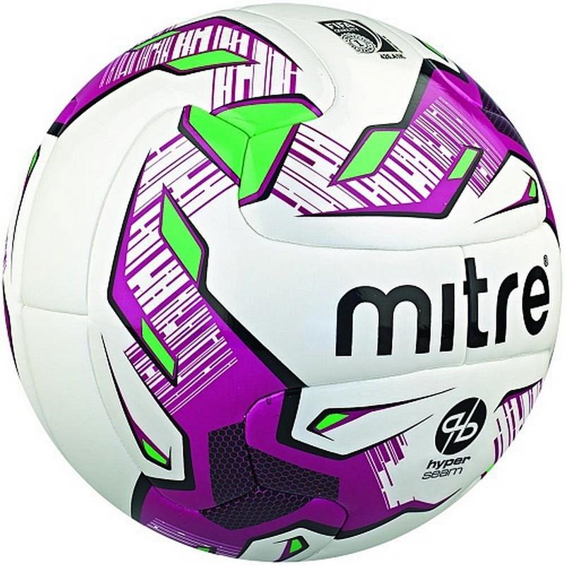 Мяч футбольный Mitre Manto V12S Hyperseam FIFA Inspected р.5 mitre manto