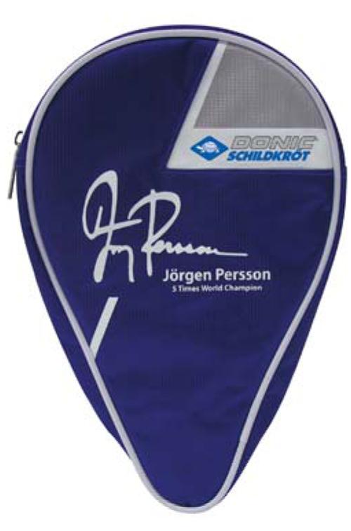 Чехол для ракетки для настольного тенниса Donic Schildkrot Persson, синий