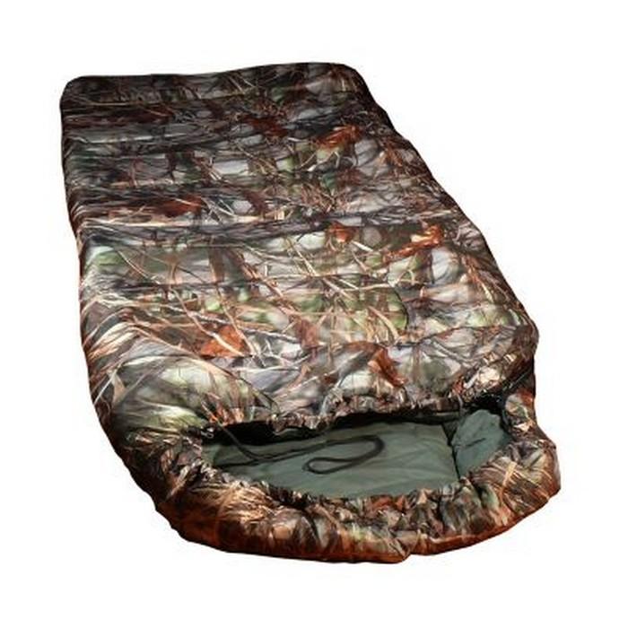 Спальный мешок Чайка СП3 Камуфляж