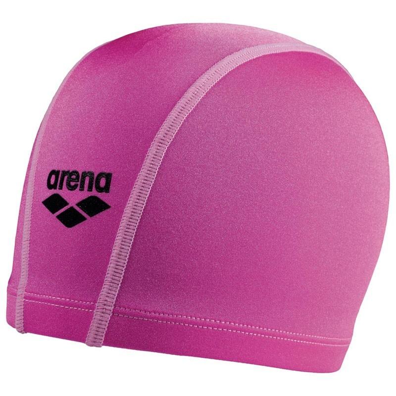 Купить Шапочка для плавания Arena Unix Jr розовый-фиолетовый,