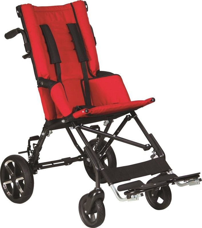 Кресло-коляска Titan Deutschland Gmbh Corzino Xcountry (в компл.-5-точ.ремень,бок.защита) LY-170-Corzino X