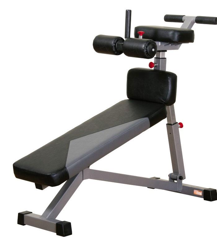 Купить Римский стул регулируемый мобильный Interatletik Gym BT-321м,