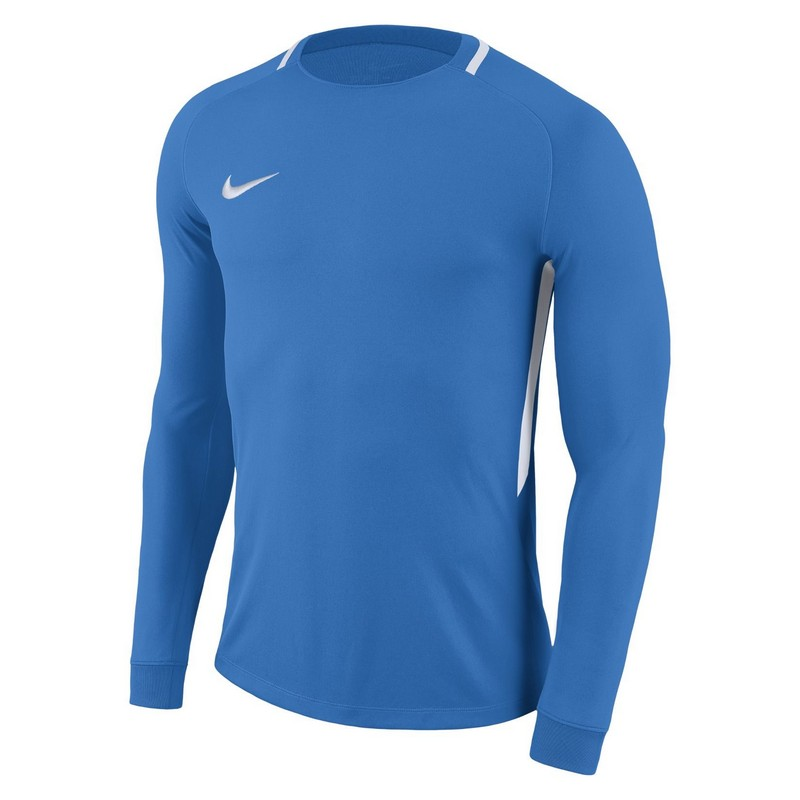 Свитер вратарский Nike Park Iii Jsy Ls Gk 894509-406 св.синий