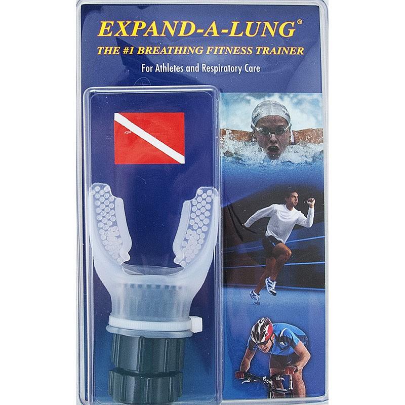 Дыхательный тренажер Expand-A-Lung 100442