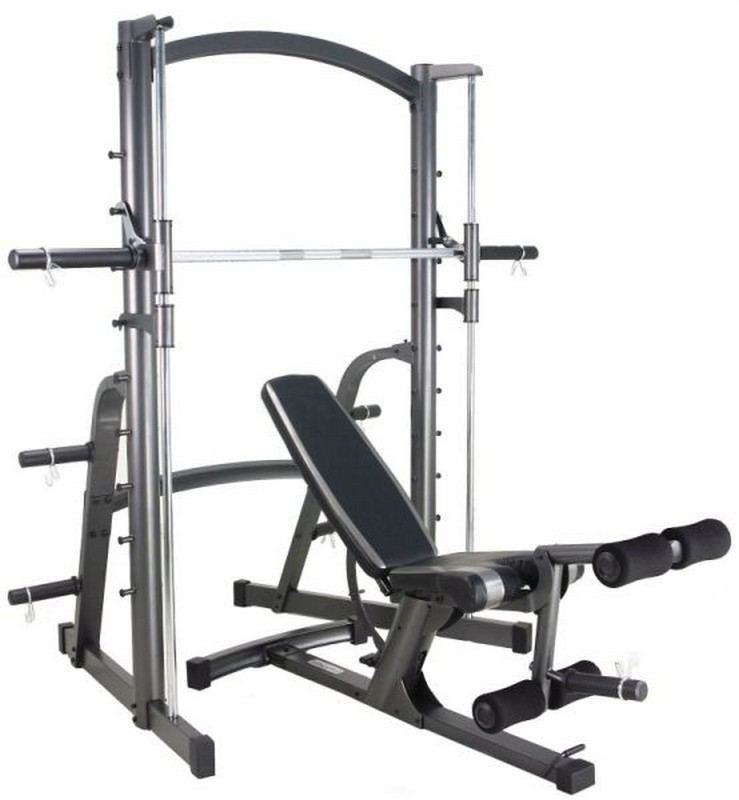 Машина Смита Housefit HG-2108 силовой тренажер housefit power rack hg 2107