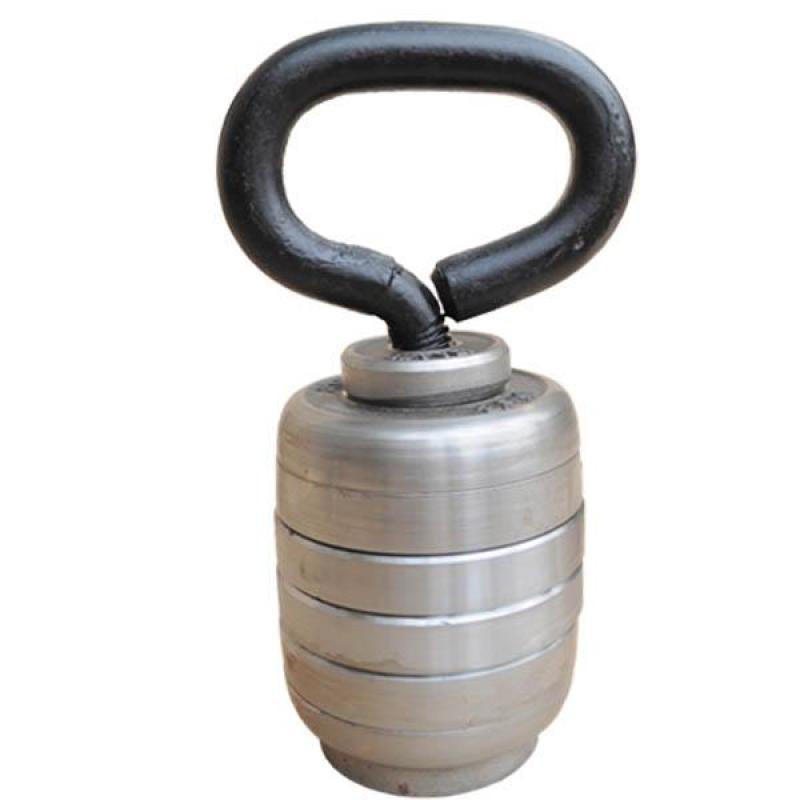 Гиря наборная Атлант 10 кг (хром. сталь) упоры атлант