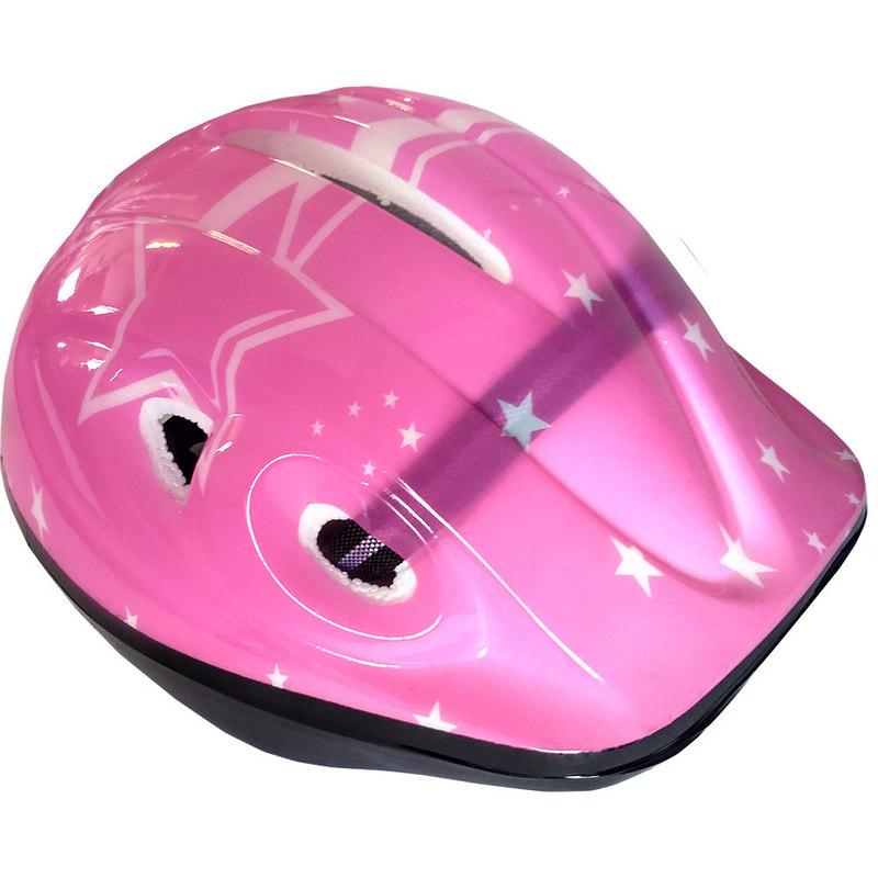 Шлем защитный JR F11720-6 (розовый)