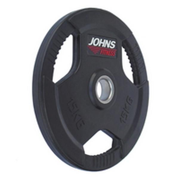 Диск Johns d51мм, 15кг 91010 - 15В черный фото