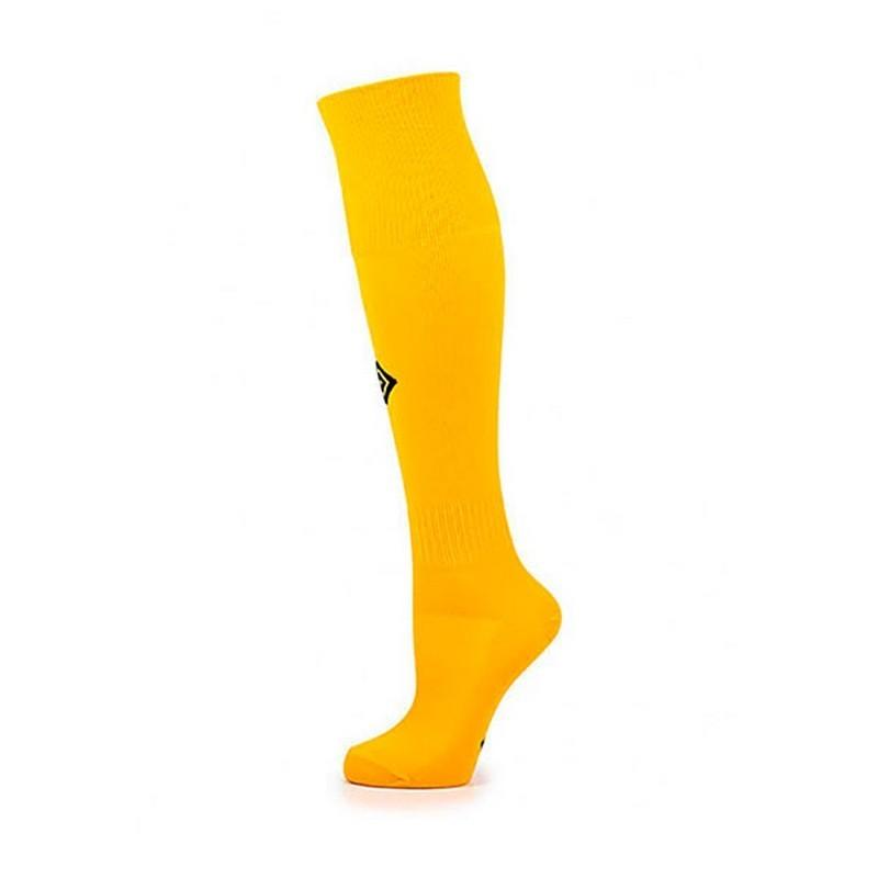 Гетры футбольные Umbro Mens Hose 140217-036 желтый/черный Senior.