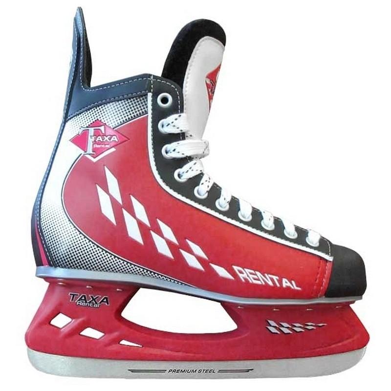 Хоккейные коньки Таха Rental RH-2 коньки taxa rental rk 1 boy р 38 41