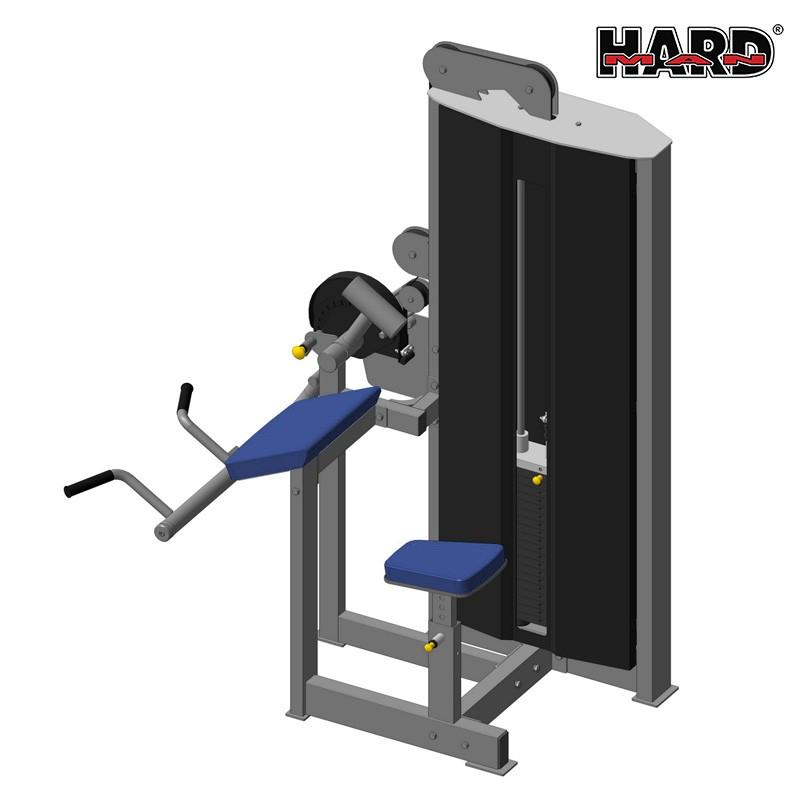 Бицепс-машина Hard Man HM-515 гакк машина hard man hm 765