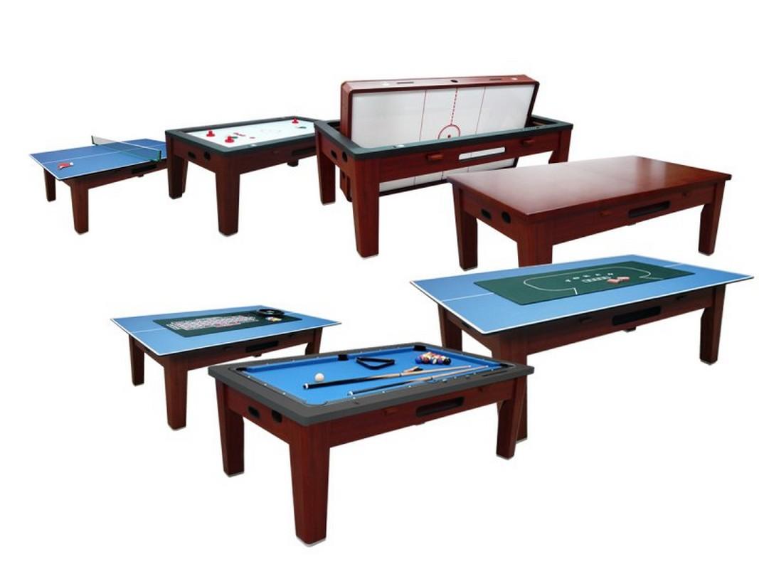 Игровой стол многофункциональный DBO Dybior Mistral