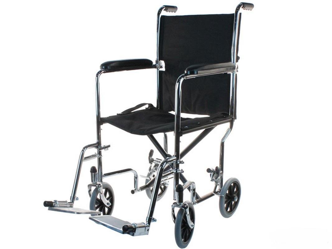 Кресло-каталка инвалидная Titan Deutschland Gmbh складная 38,43 см LY-800-808 J/A
